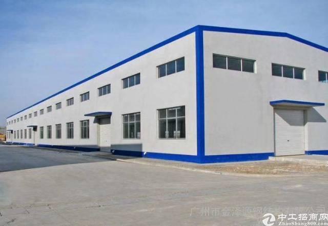 博罗龙华镇占地5000平方建筑3800平方全新厂房出售