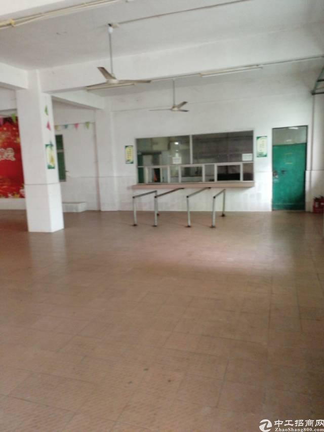 东城区工业园租客分租食堂仓库