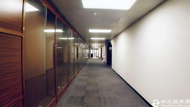 清湖大和路精装修办公室2000平整层价35