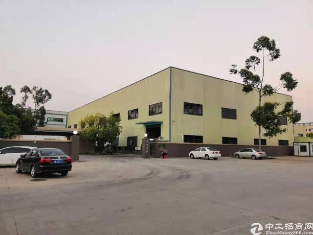 东莞市石排镇新出原房东单一层独院3000方高度10米