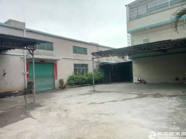 惠州市新出独门独院钢构厂房,空地大,价格优惠