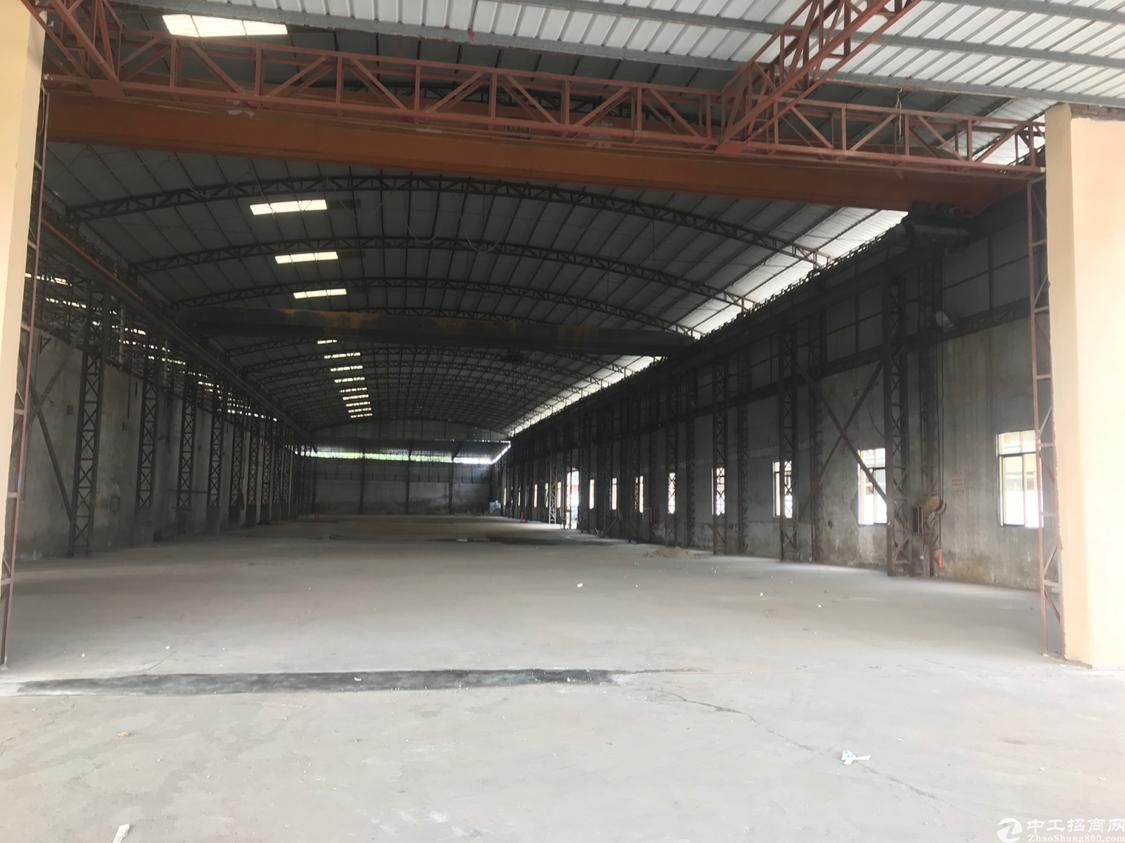 占地12亩建筑7082平方单一层厂房出售