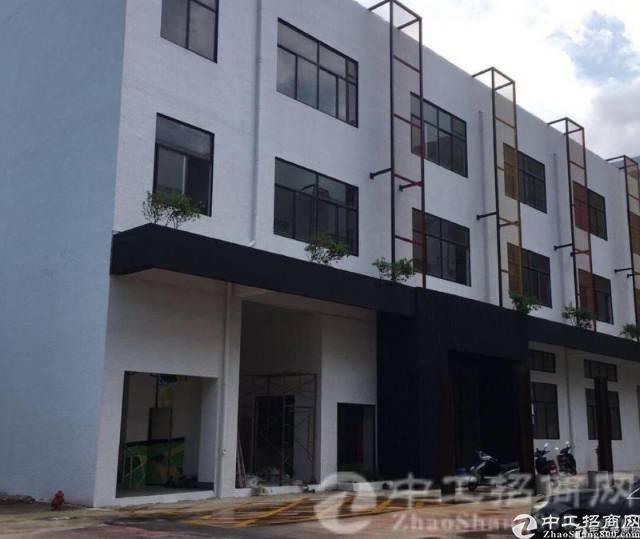 东莞桥头镇建筑2000平米经典小独院厂房出售