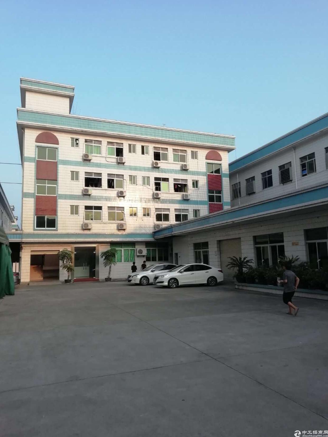 塘厦林村原房东一楼标准厂房800平方米出租