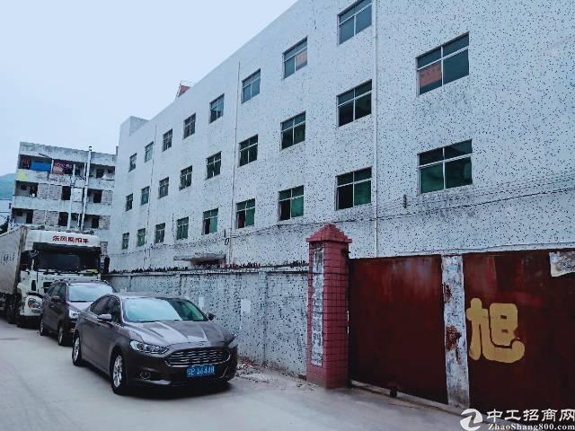 龙岗区横岗村委独院标准厂房三楼四楼每层约500招租低至18元
