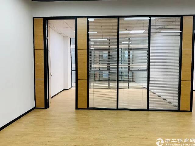 福永地铁出口写字楼73平103平149平带精装