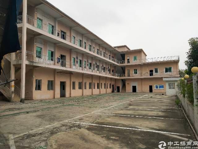 东莞市长安镇新出带装修独门独院原房东2200平厂房招租