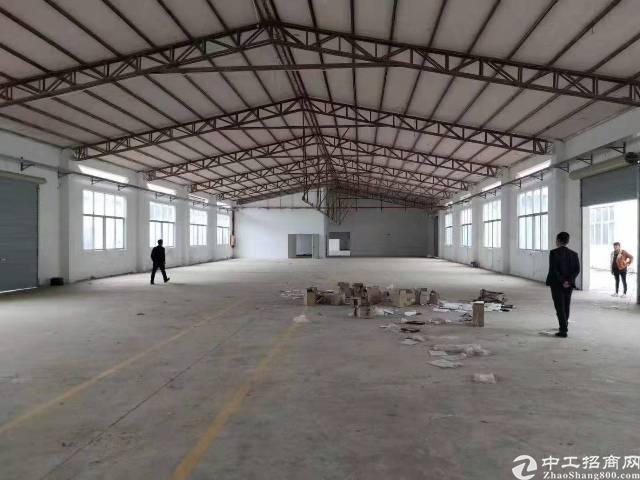 坪山石井新出钢构2018平出租,滴水5.5米,空地约900方