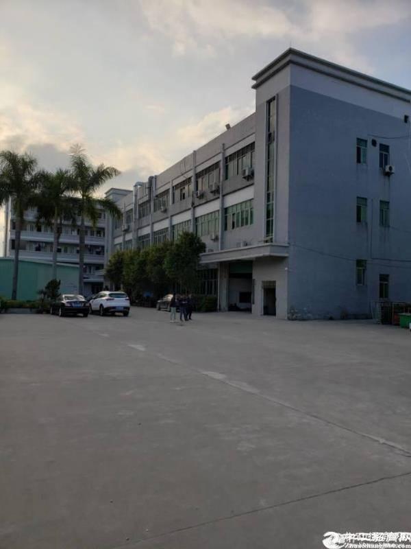 双证国有厂房出售占地10000平米建筑17000