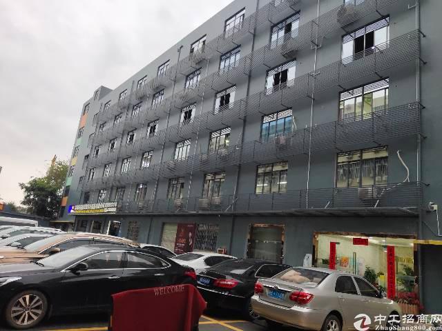 西乡银田产业园6楼1925平厂房出租带装修