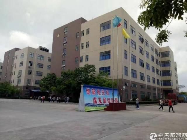 独门独院一到五层16800平方厂房出租。