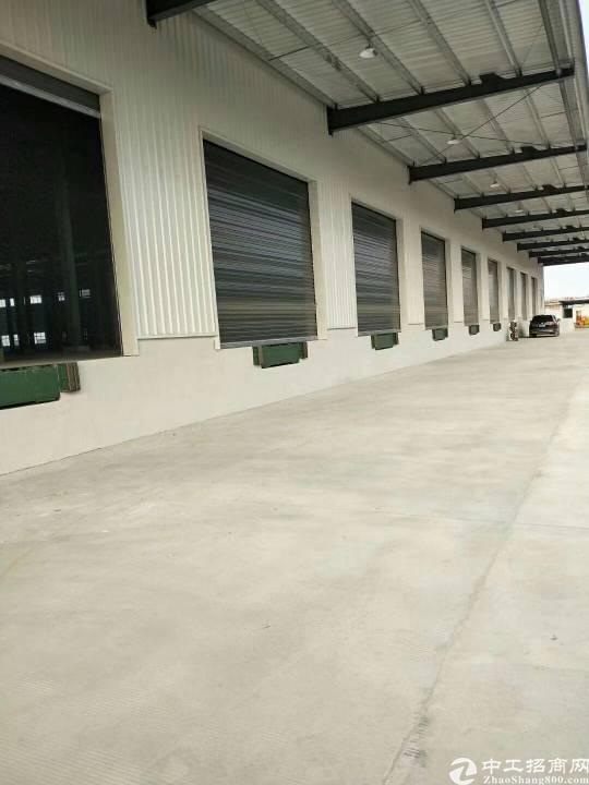 新出物流仓库,带卸货平台,消防喷淋,证件齐全