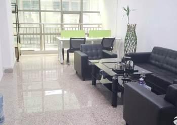 观澜社保局旁边,东昌国际大厦精装修写字楼出租图片5