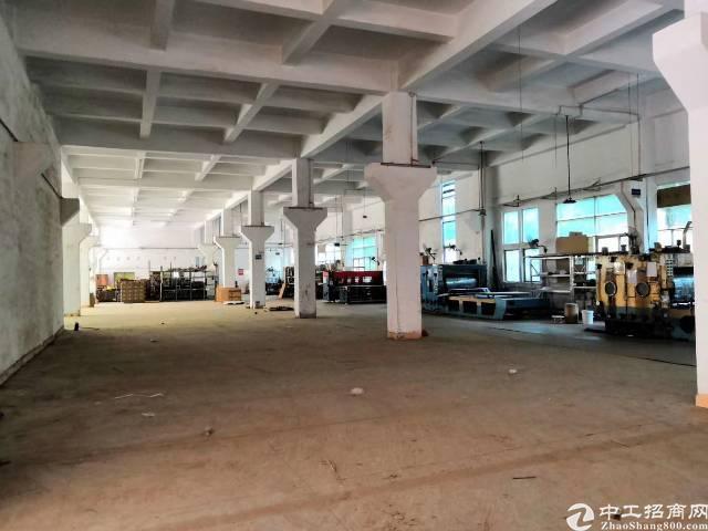 福永怀德一楼1200平带卸货平台招租