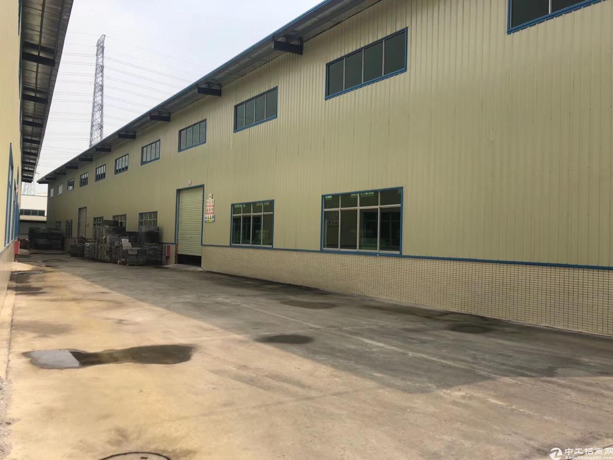 东莞市新出一手房东单一层独院厂房出租
