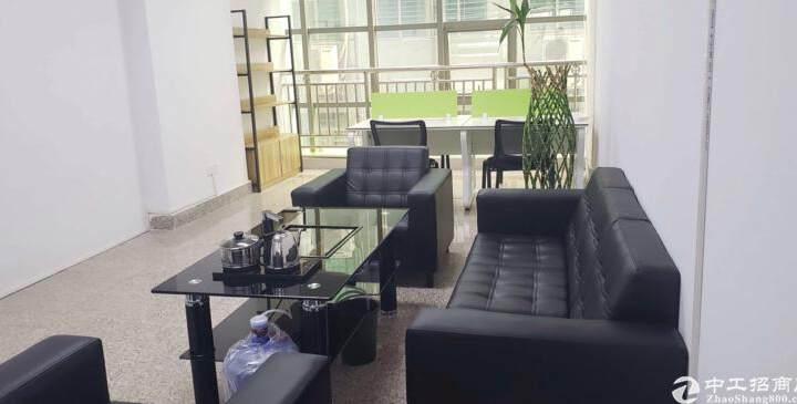 观澜社保局旁边,东昌国际大厦精装修写字楼出租图片1