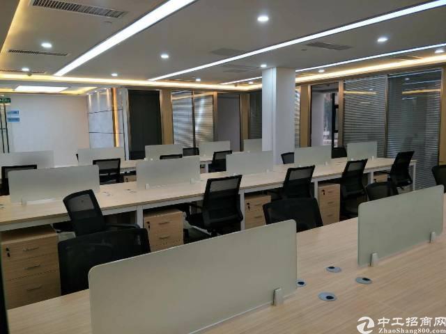 天河区儒林大街融科商贸园新空出精装修写字楼