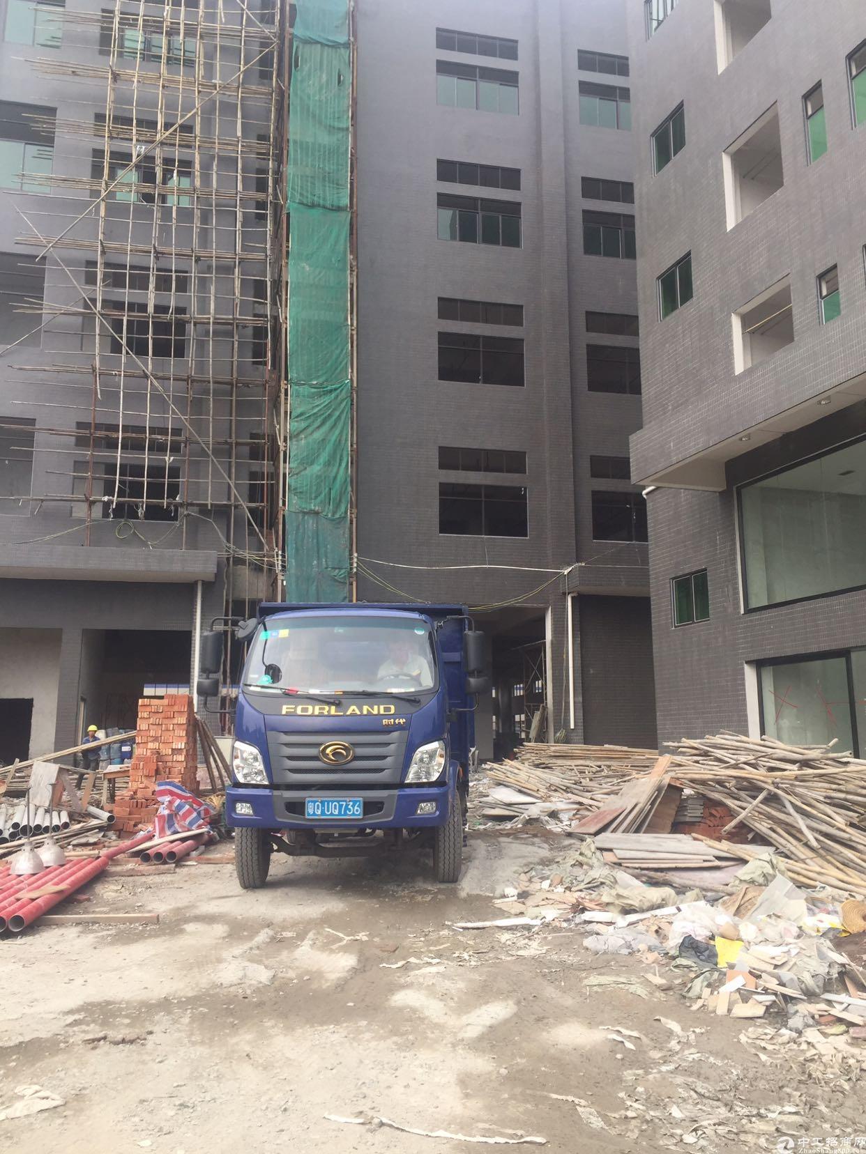 虎门全新8000平米独院厂房出租