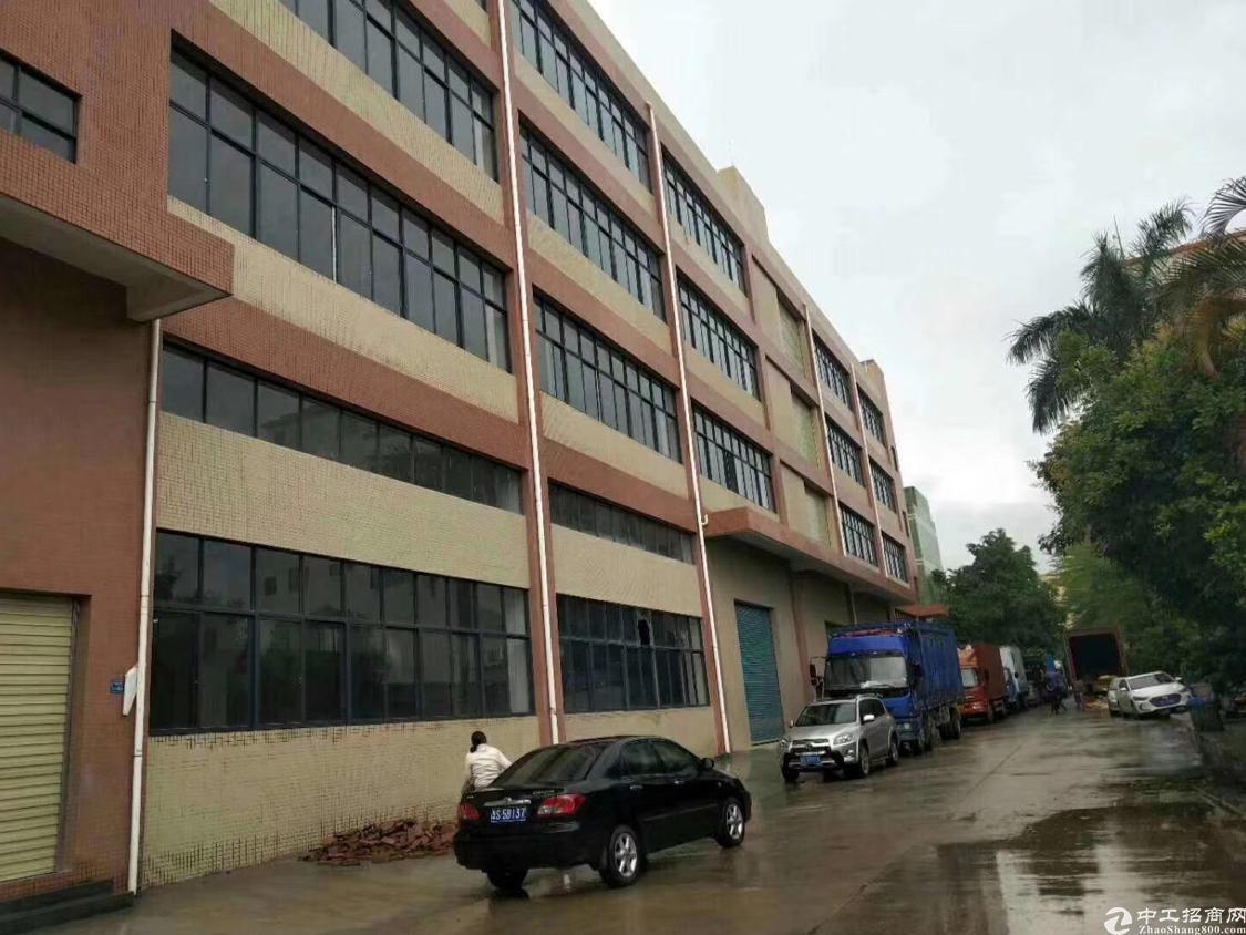 惠州马安镇5000平花园式独院厂房出售