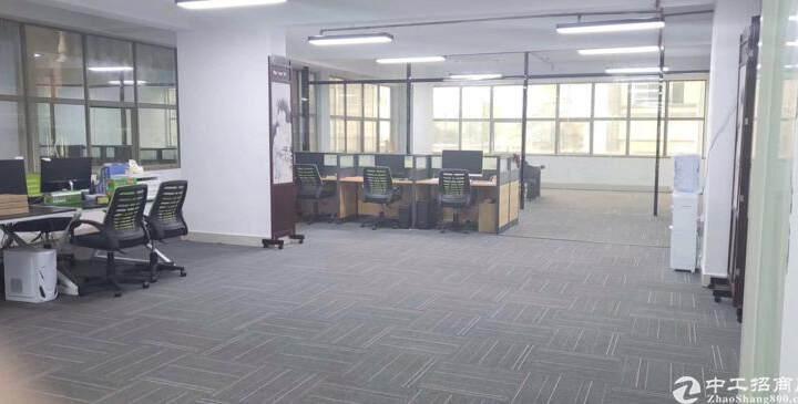 观澜社保局旁边,东昌国际大厦精装修写字楼出租图片6
