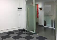 福永中心路现有楼上精装修写字楼120平出租低价出租