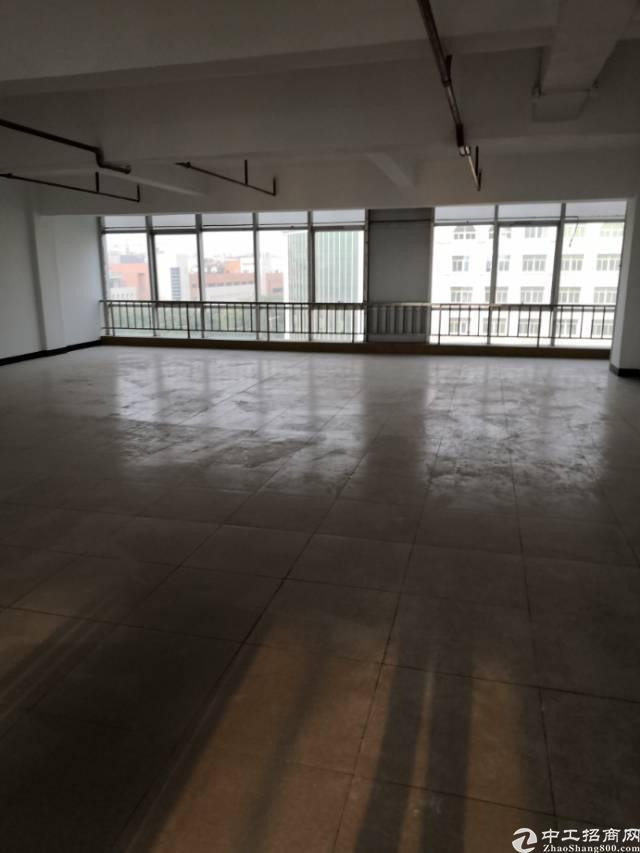 福永新和楼上整层650㎡办公仓库出租