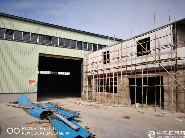 惠州市博罗县滴水八米钢构厂房
