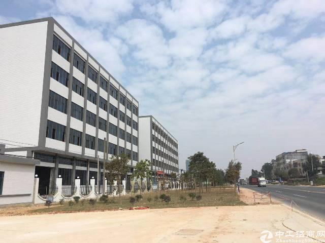 博罗柏塘原房东全新工业园25800平招租,一栋12000平