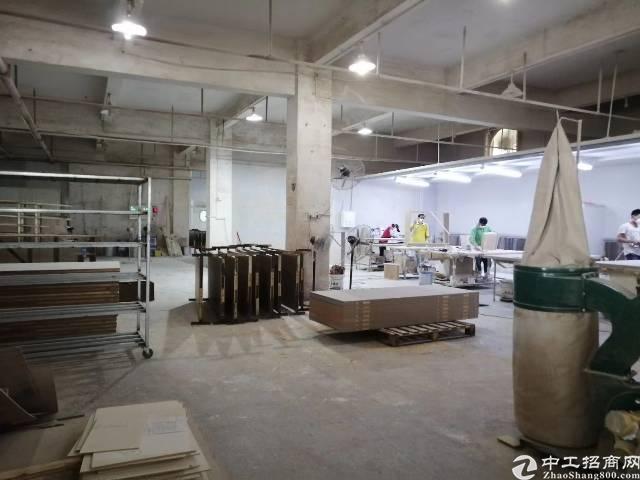 惠州市惠阳区秋长标准厂房2000平可做家私喷漆只要11元