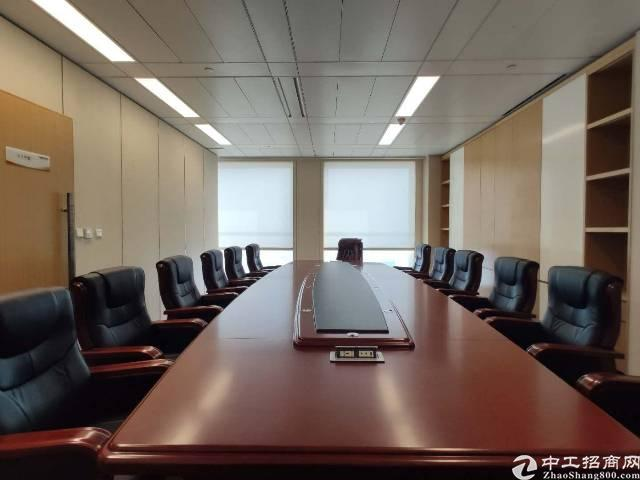 福田平安金融中心新出写字楼685平