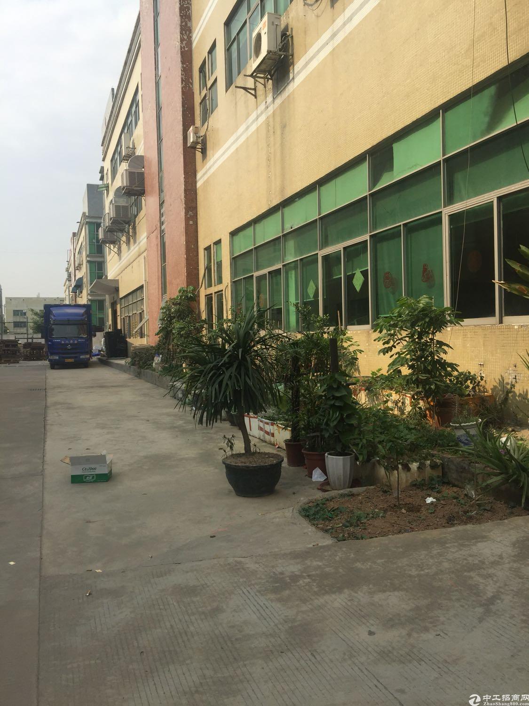 福永新和独门独院整栋厂房三层6600平整租