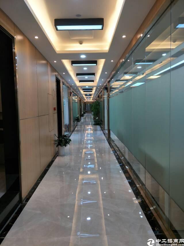 天河区棠下商业中心新出315平豪华精装修装办公室出租