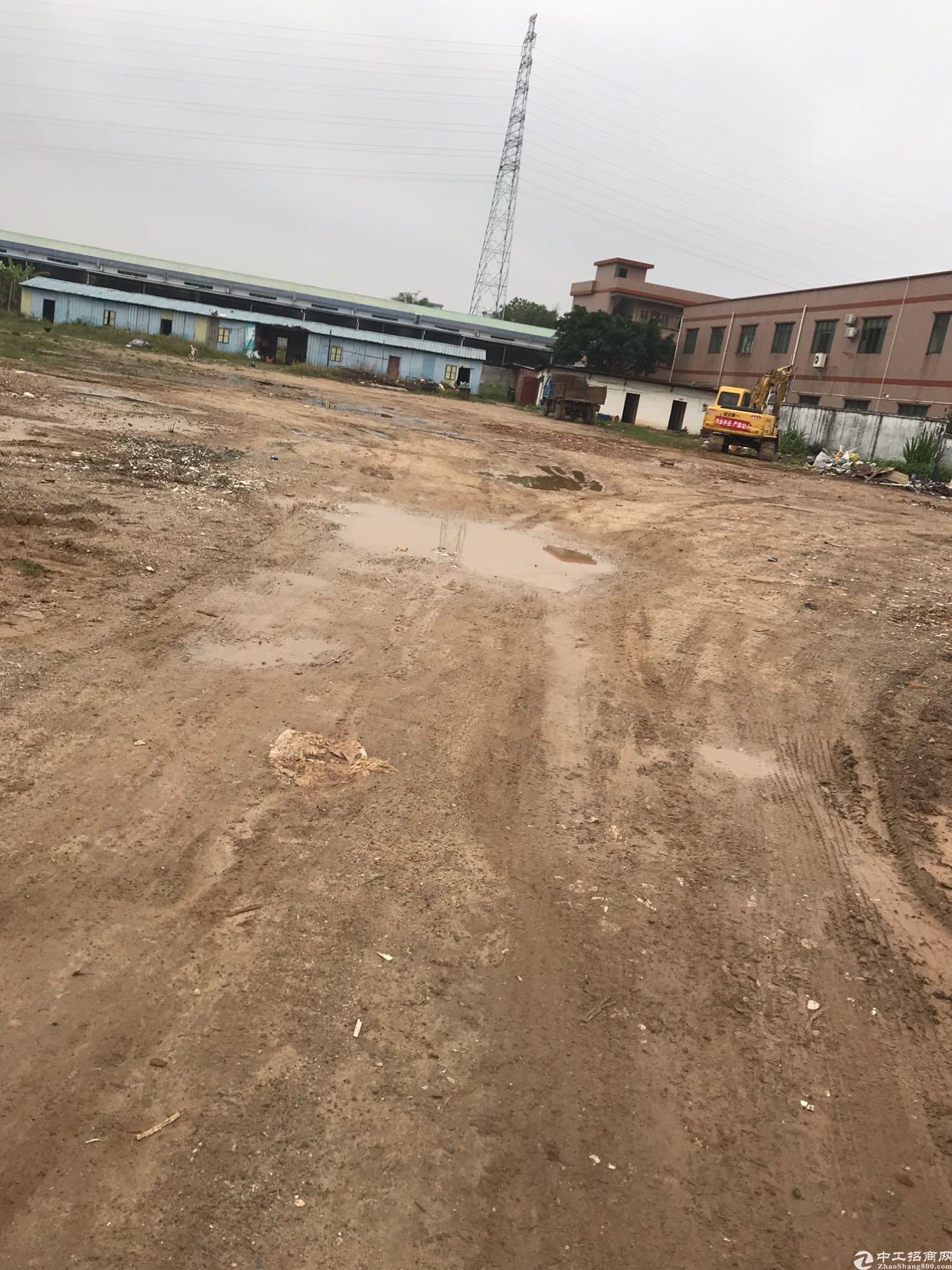 中山国有证18亩带报建11000方厂房出售