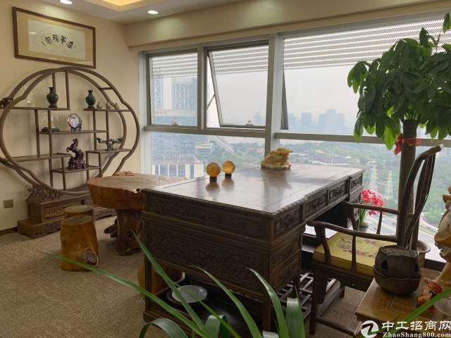广州天河区琶洲地铁口高层精装修办公室出租