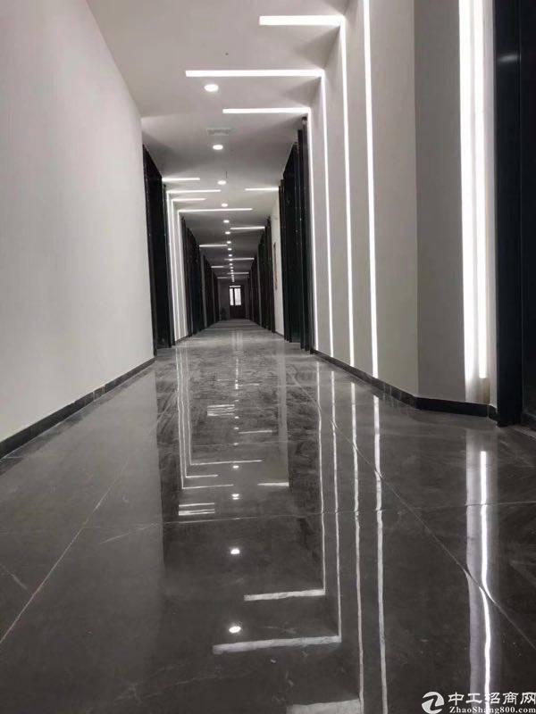白云区CBD启德路高端写字楼整栋招租大小分租