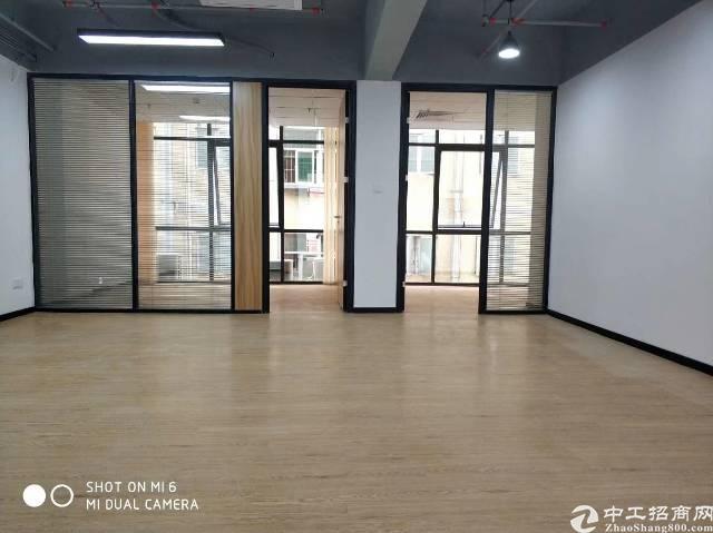 福永地铁站旁写字楼大小户型齐全精装修