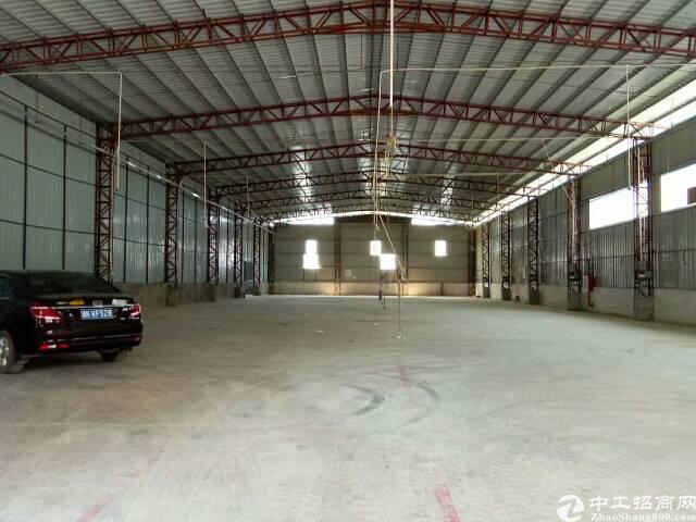 惠州市带家具环评厂房2700平方出租