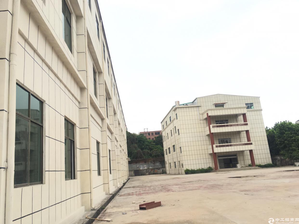 中国最美小镇清溪镇新出独院厂房27600平