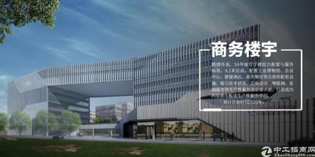 九龙坡高新区政府开发标准厂房可租可售多种层高可选,多种面积可-图2