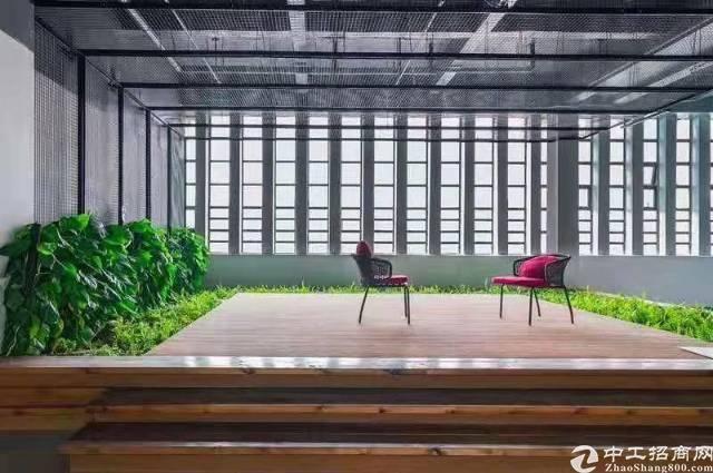 天河区柯木塱地铁站100米精装修办公室最小58平招租