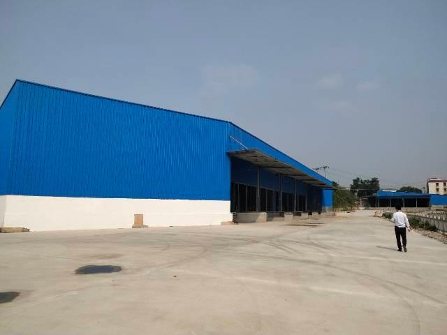 平湖海吉星大型物流园22000平米带卸货平台
