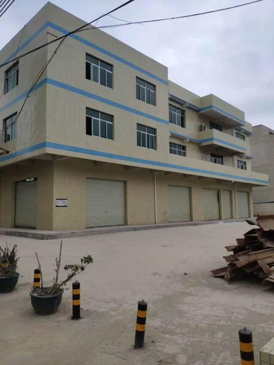 惠阳区秋长镇占地3200㎡,建筑4200㎡永久性厂房出售
