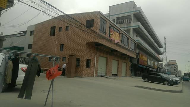长安厦岗商业街新建两层独栋铺面700㎡