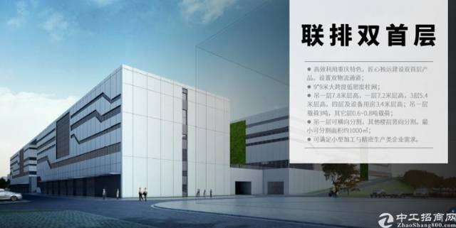 九龙坡高新区政府开发标准厂房可租可售多种层高可选,多种面积可-图3
