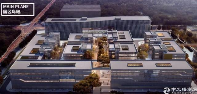 九龙坡高新区政府开发标准厂房出租多种层高可选,多种面积可
