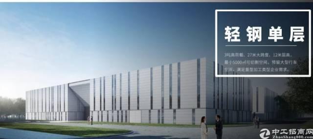 九龙坡高新区政府开发标准厂房可租可售多种层高可选,多种面积可-图4
