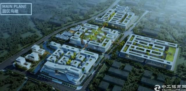 九龙坡高新区政府开发标准厂房可租可售多种层高可选,多种面积可-图5