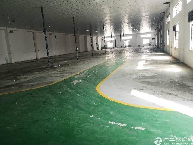 天河区珠吉路边带装修300平仓库出租只要6000一月