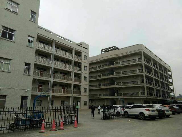 可办环评成熟工业园区3楼整层3000平方实际面积厂房出租