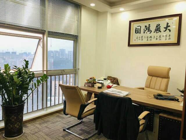 福永精装小户型办公室可注册可办租赁红本可供小面积客户创业图片6